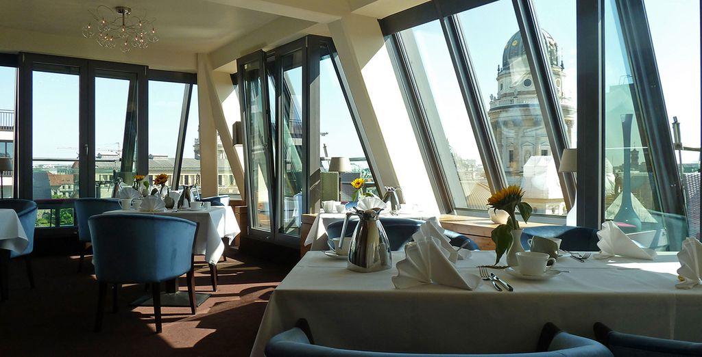 Discover the beauty of Berlin in Gendarm, an elegant hotel