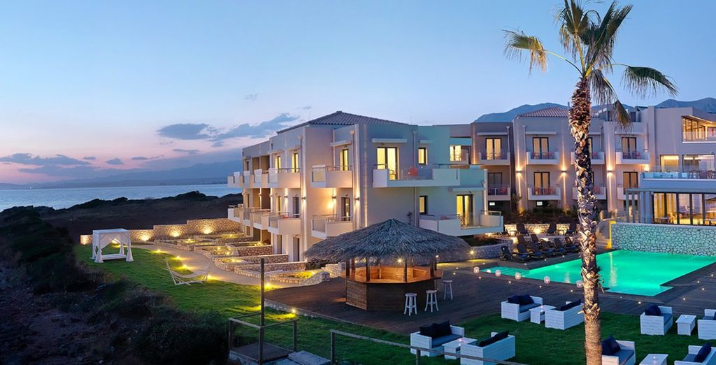 Welcome to the 4* Alas Resort and Spa