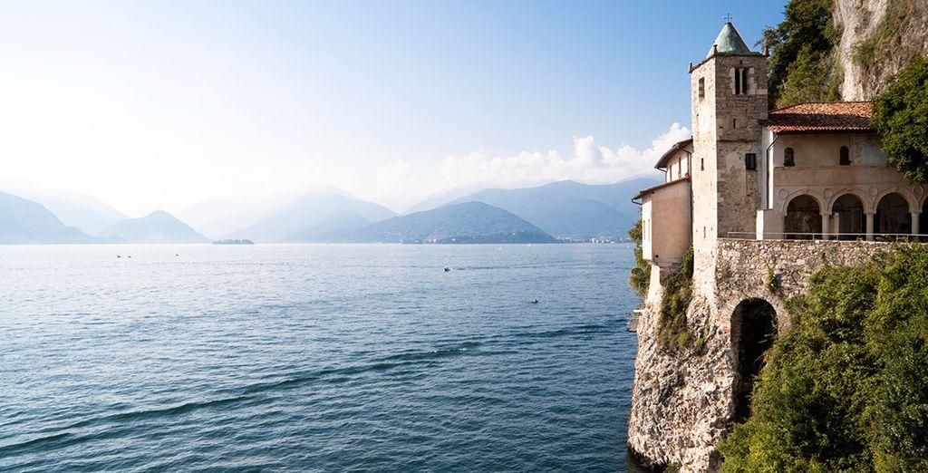 So relish the elegance of Lake Maggiore