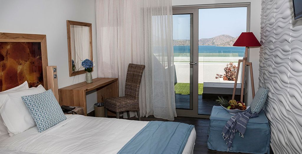 Or a Double Room with Sea View