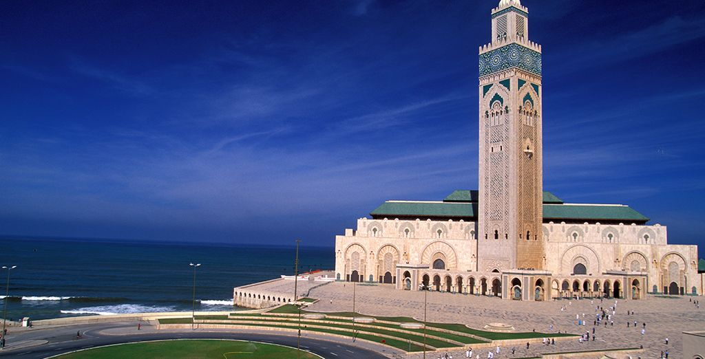 Before you discover the wonders of Casablanca