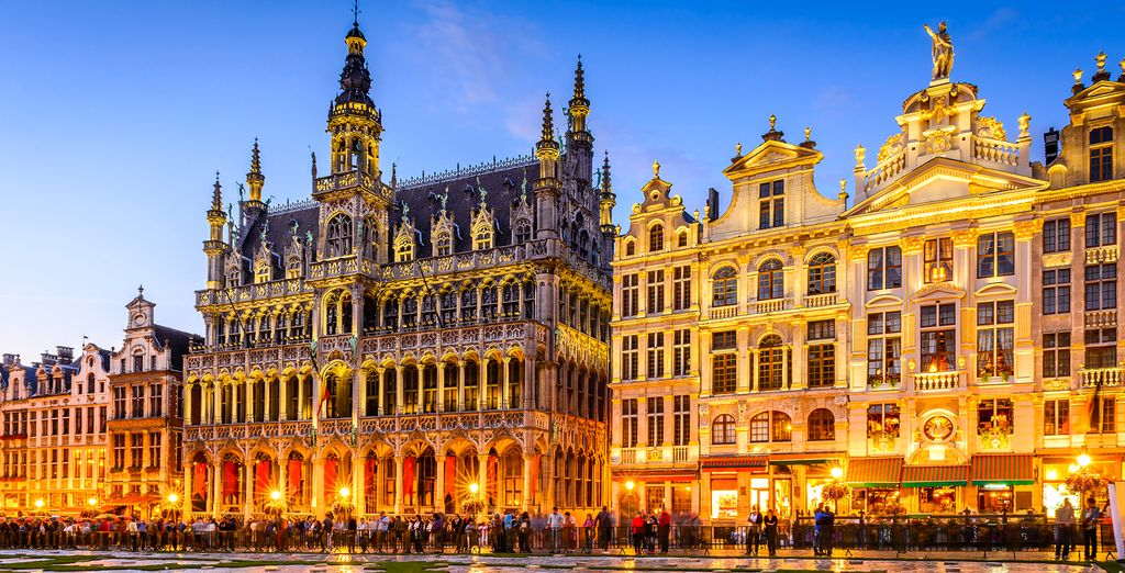 Discover Brussels..
