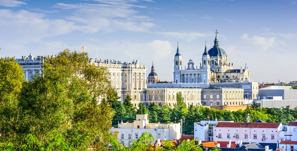 Head out and explore Madrid!