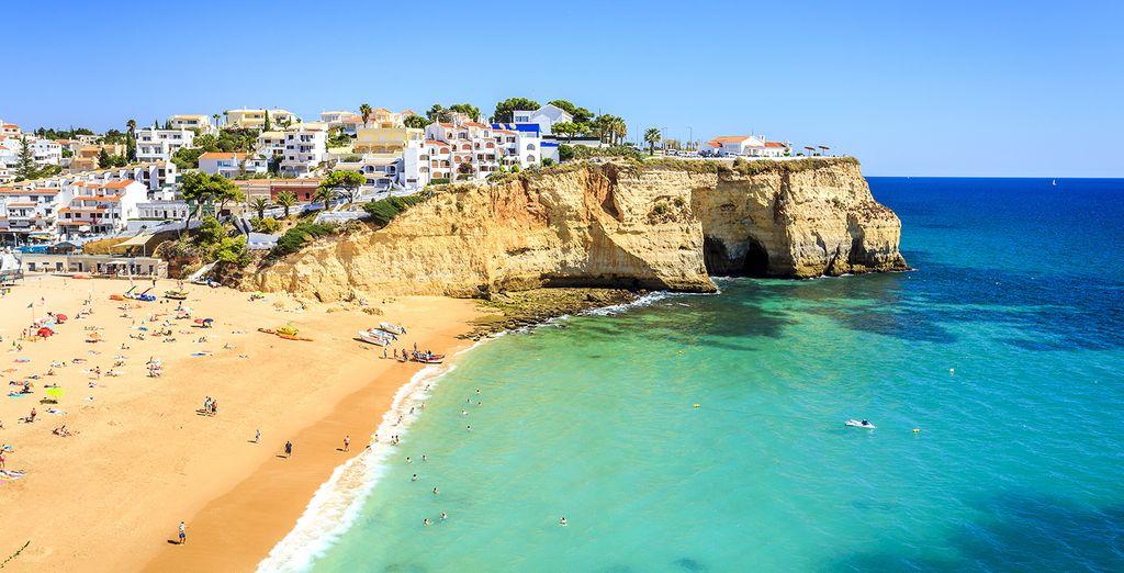 Explore beautiful Algarve