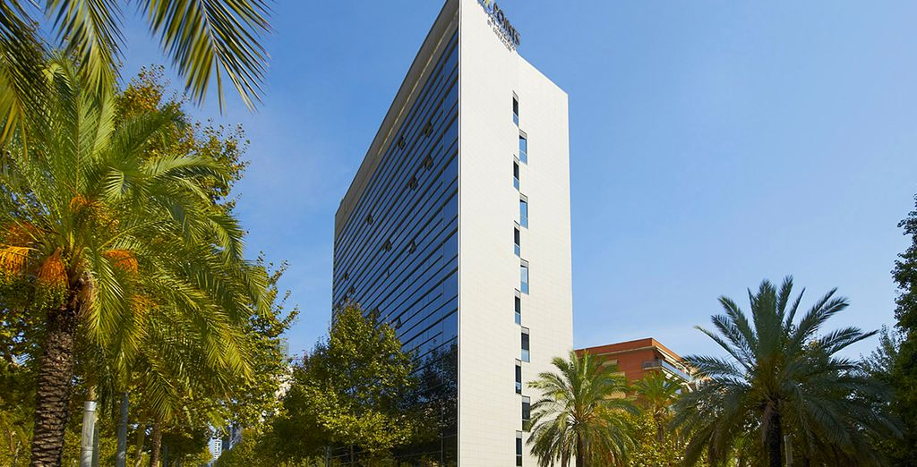 Make yourself at home in the heart of Barcelona