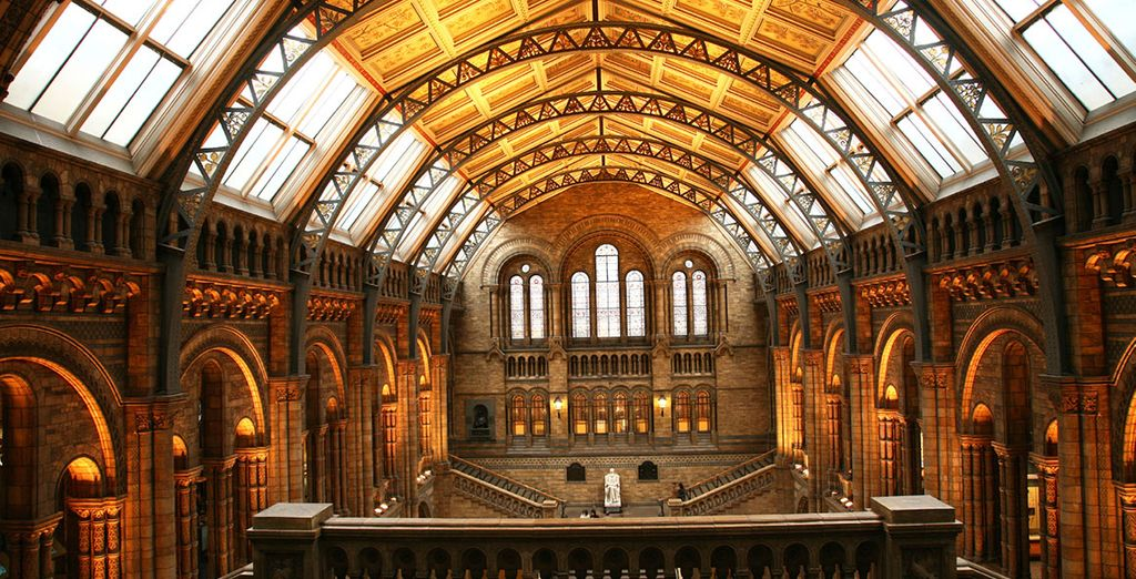 As well as a myriad of museums whose architecture are attractions in their own right