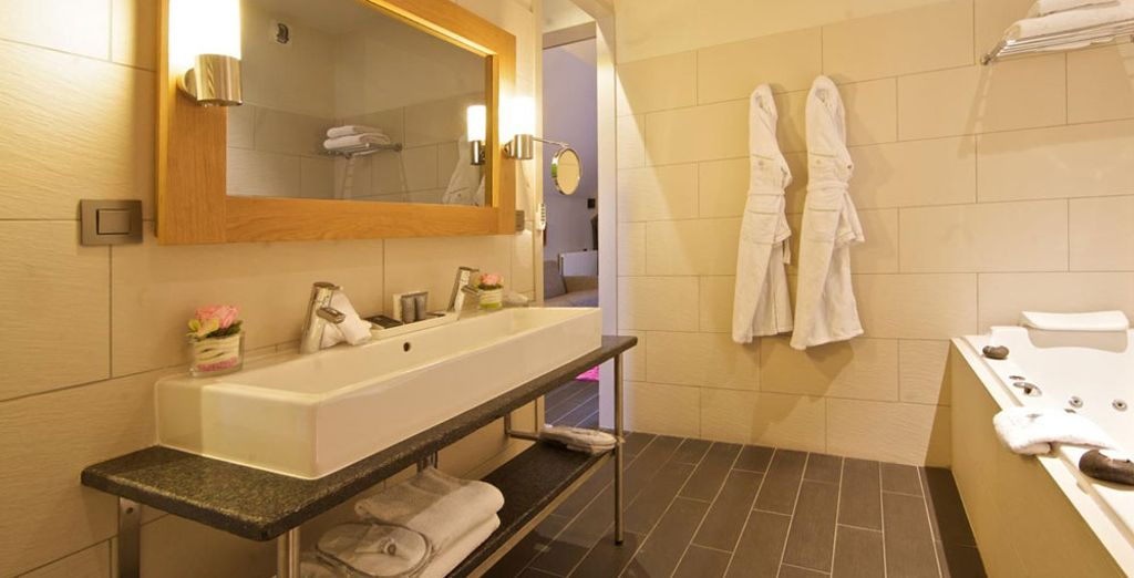 Make the most of all the facilities at your disposal