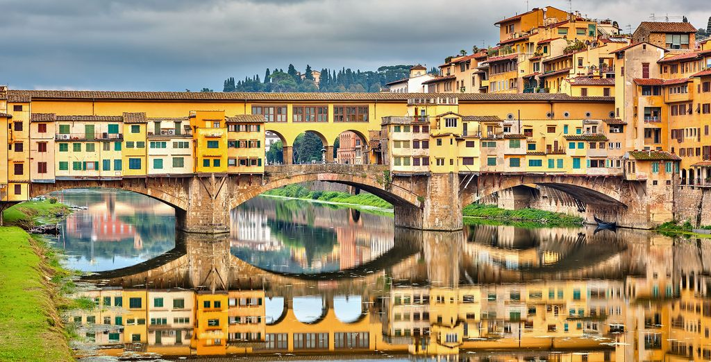 Or head to nearby Florence.