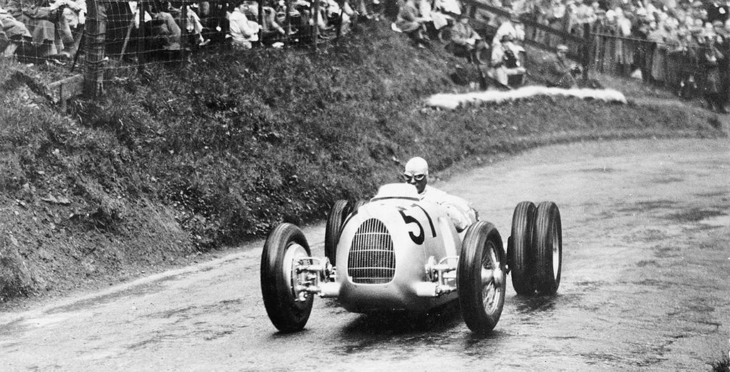 In the village of Shelsley Walsh, home of the iconic Shelsley Walsh Hillclimb - the oldest motor racing circuit in the world