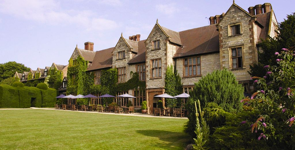 Billesley Manor Hotel 4*