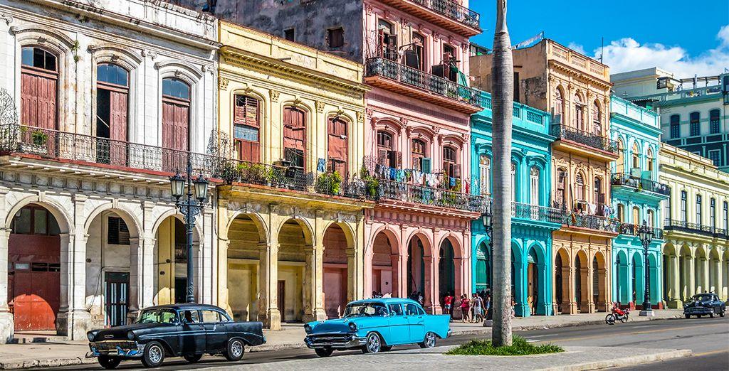 Nacional de Cuba 5* & Hotel Lagunas del Este 5*
