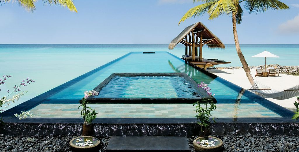Discover Infinite Bliss At One Only Reethi Rah