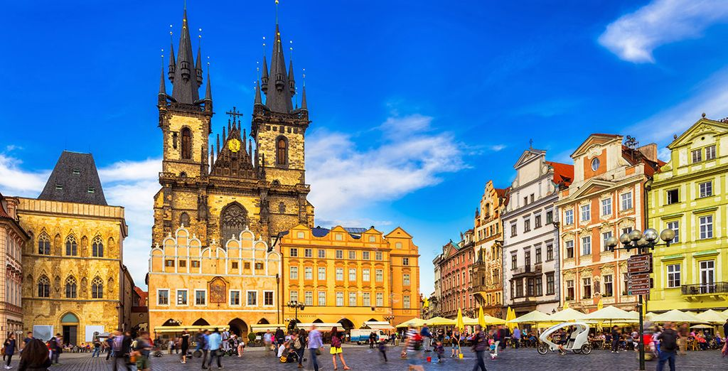 Plan your holidays to Czech Republic with Voyage Privé, Top Ten to do/see in Czech Republic