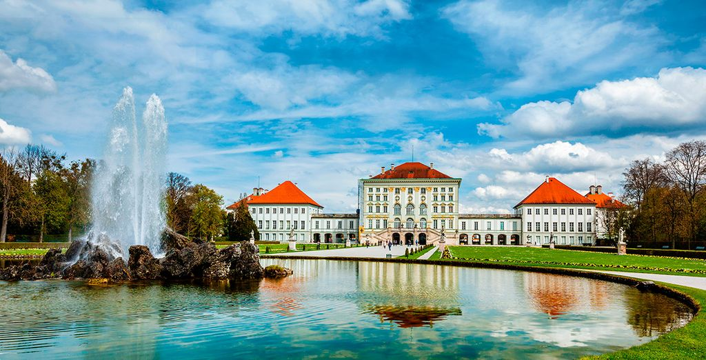 Enjoy a Stay on Bavaria's Capital