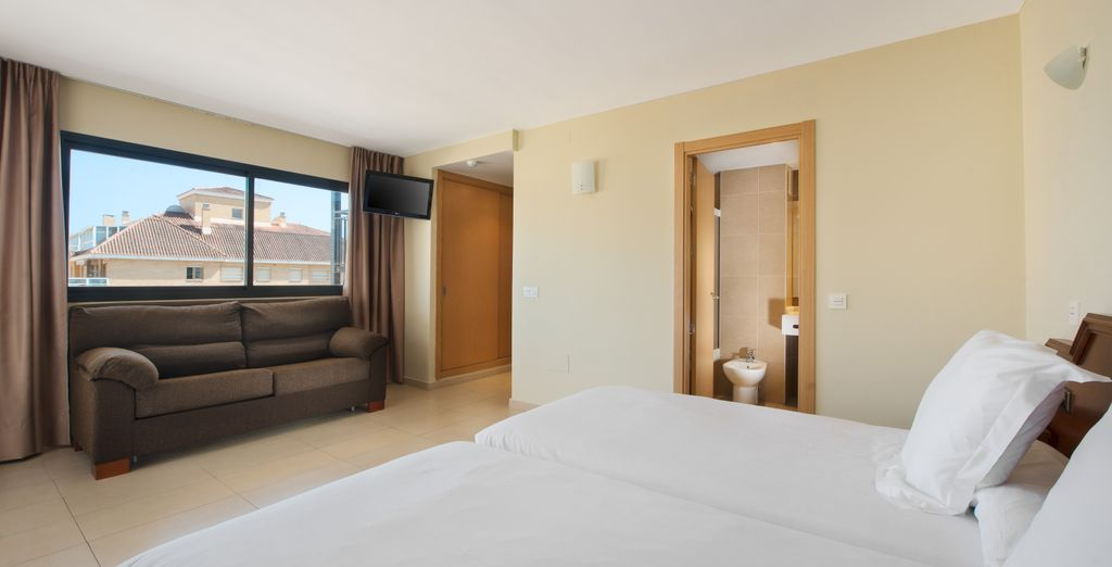 Hotel Mainare Playa 4* - holidays to malaga
