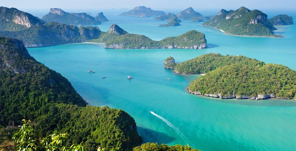 Booking Koh Samui with Voyage Privé