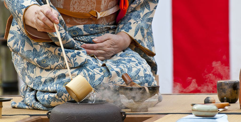 Japan Travel Guide : authentic tea ceremony