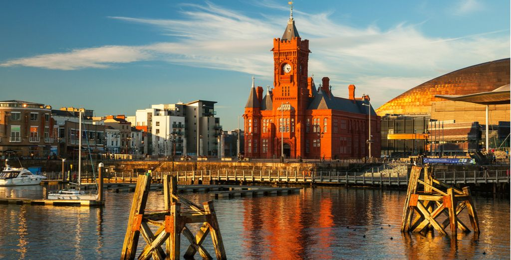 The best hotel offers in Cardiff by Voyage Privé