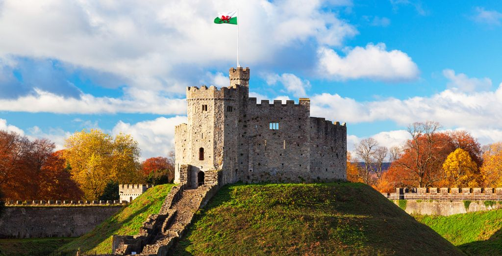Hotel offers in Cardiff with great discount