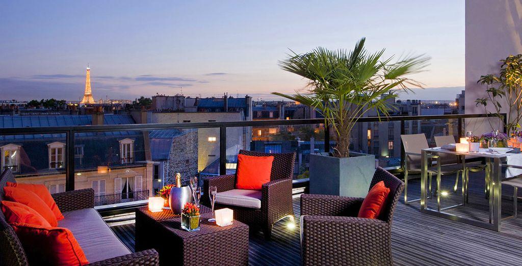 Paris Hotel Sale