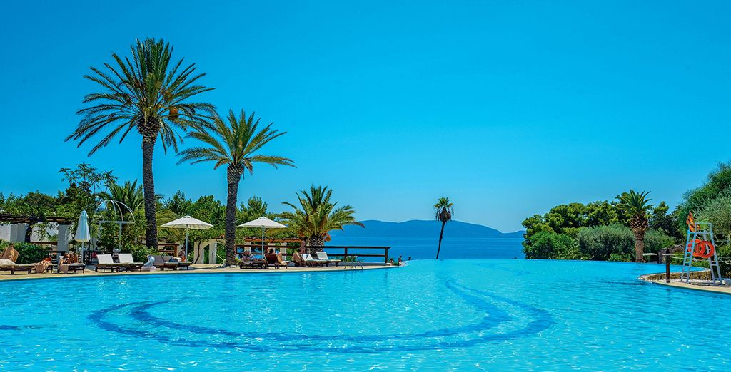 All inclusive hotel in Greece for holidays
