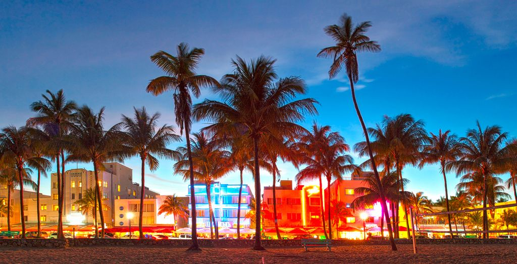Miami travel guide - Ocean Drive
