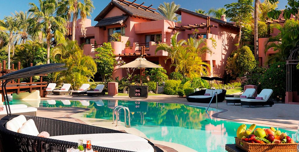 The Ritz-Carlton, Abama 5* - best hotel in Tenerife