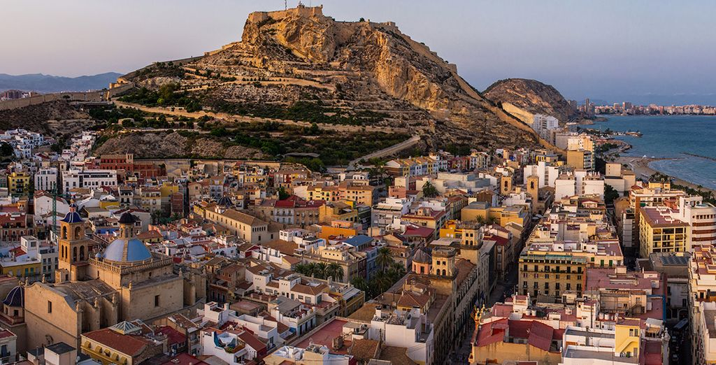 Holidays to alicante