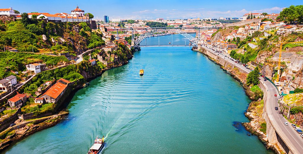 Explore Picturesque Portugal in Porto*