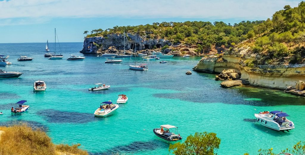 The best beaches of Mallorca