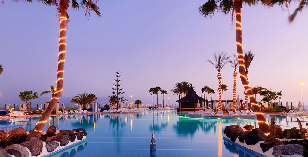 Iberostar Selection Anthelia 5* - best hotel in Tenerife