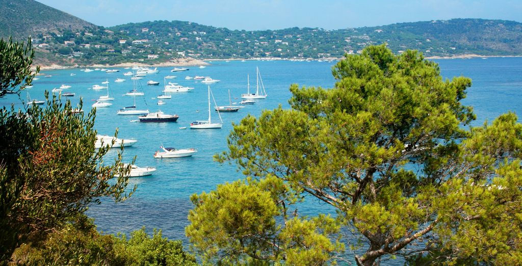 Soleil Vacances Appart Hotel Port Grimaud