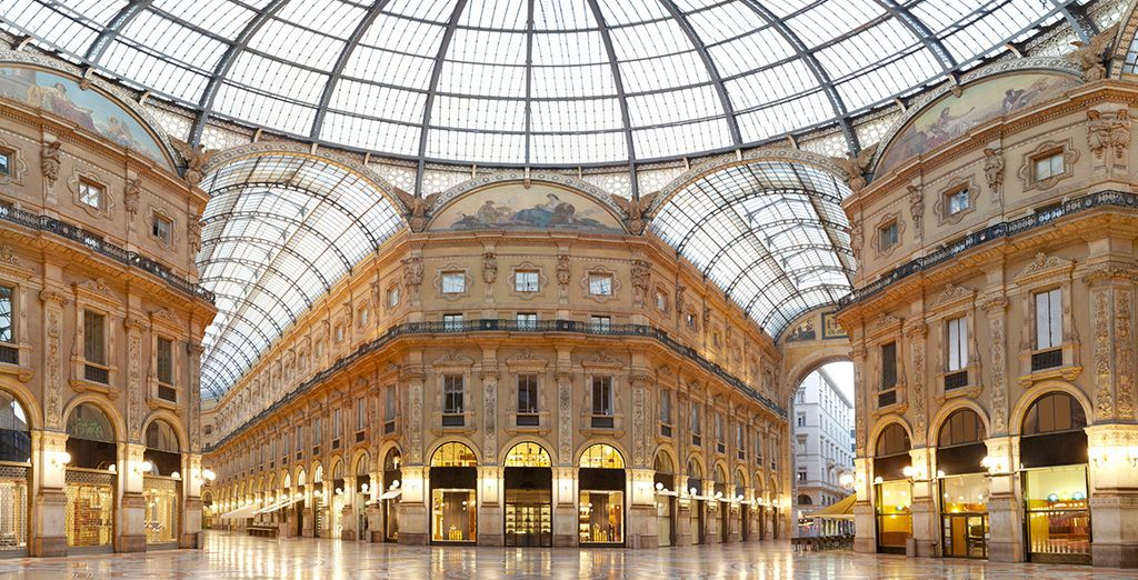 city break deals : milan