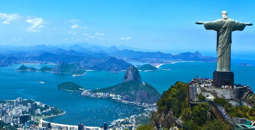 Last minute easter holidays : Brazil