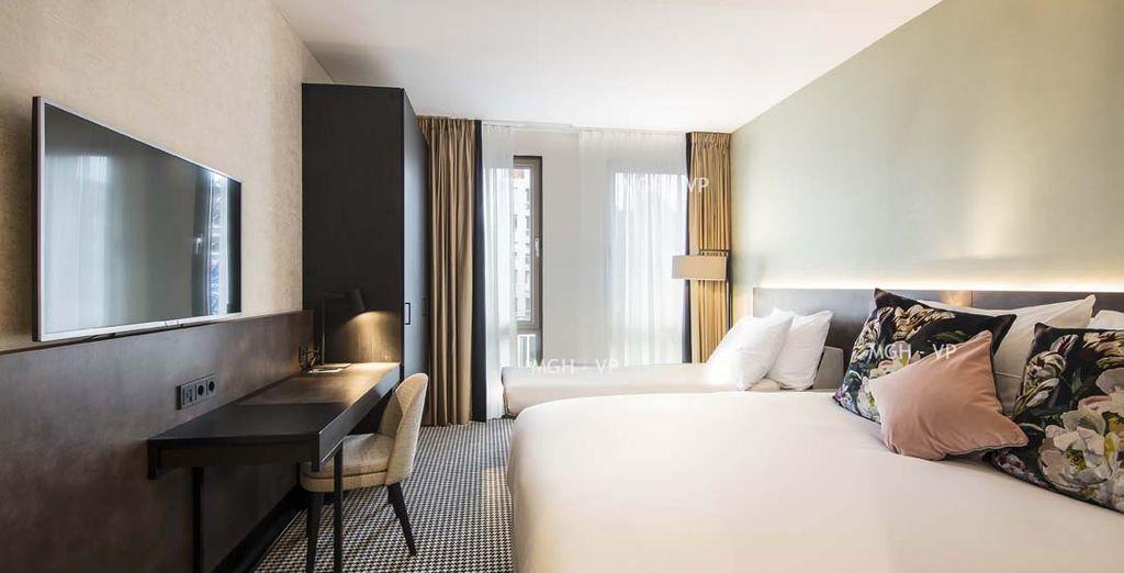 Monet Garden Hotel Amsterdam 4* - Best hotel in Amsterdam