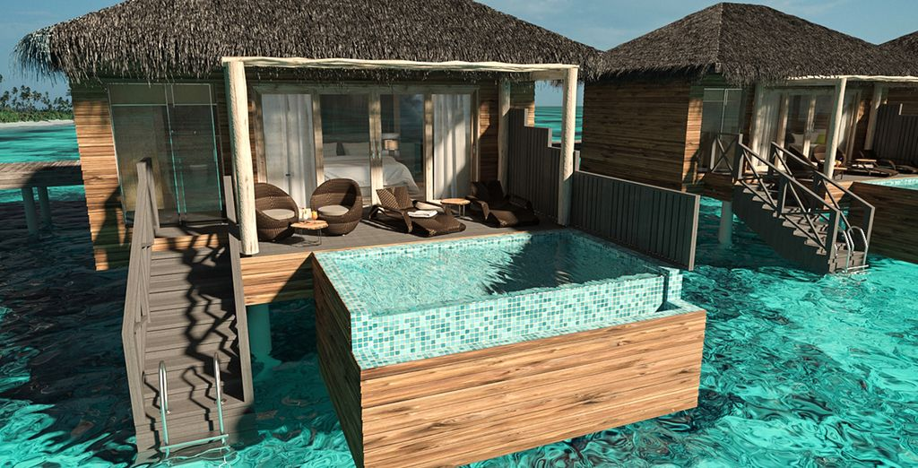 You&Me by Cocoon Maldives 5* - hotel with private pool and beach in the Maldives