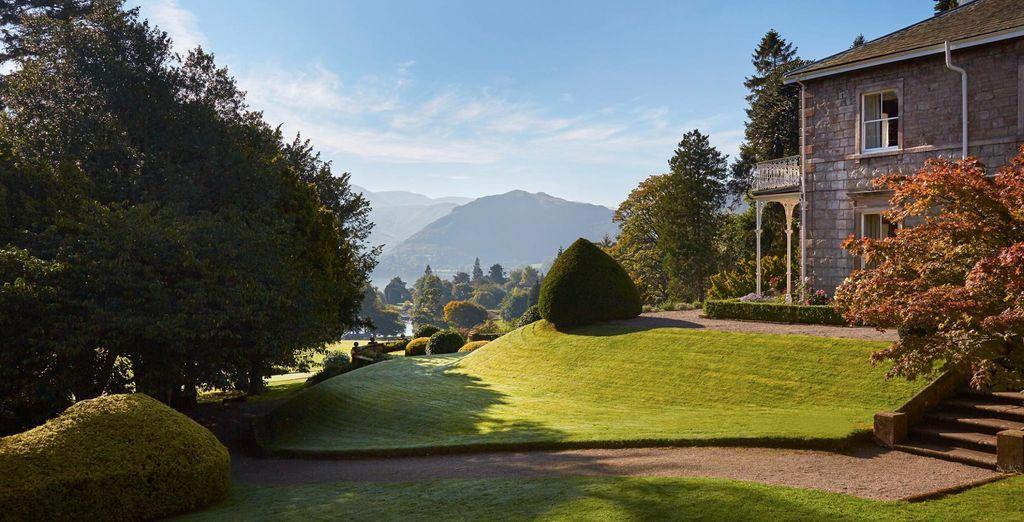 Macdonald Hotel Leeming House 4* - Best Hotels in Lake District