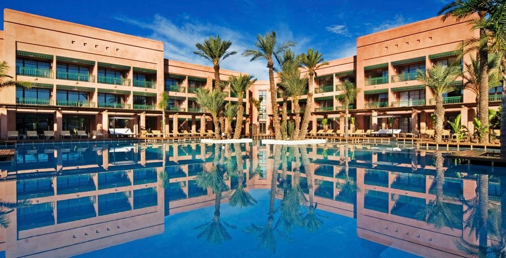 Hotel du Golf Marrakech 5* for holidays to Marrakech