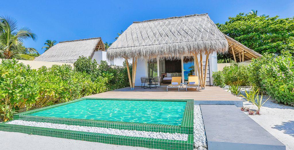 Emerald Maldives Resort & Spa 5* - honeymoon