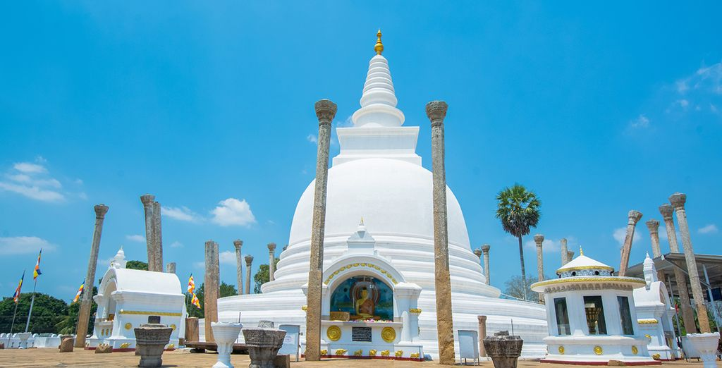 Holidays in Sri Lanka : visit the Temples