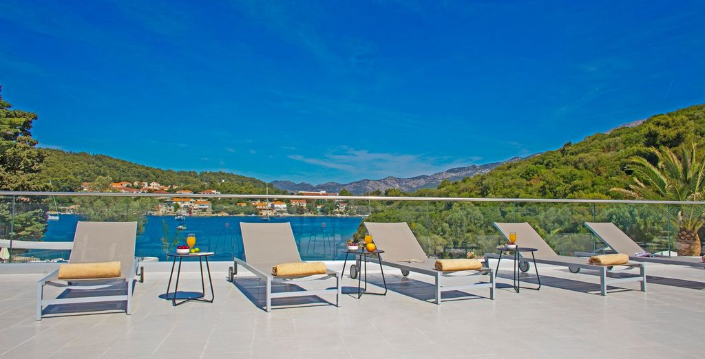 Port 9 Resort Apartments 4* in Croatia