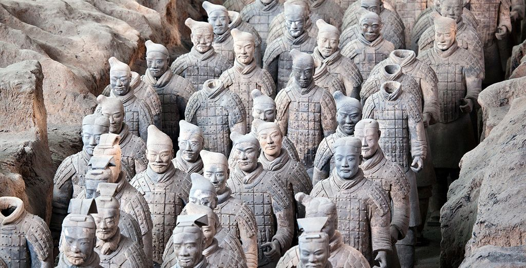 Essential China Tour : terracotta army