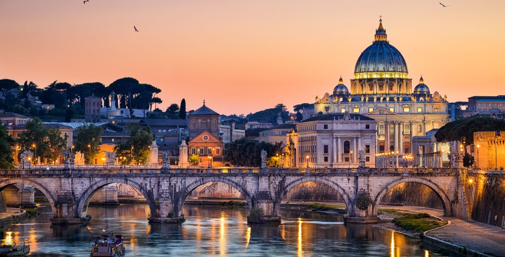Holidays in Italy : Rome