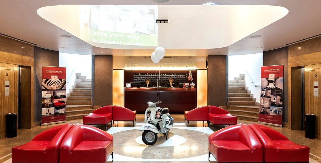 Ripa Roma 4* - last minute deals