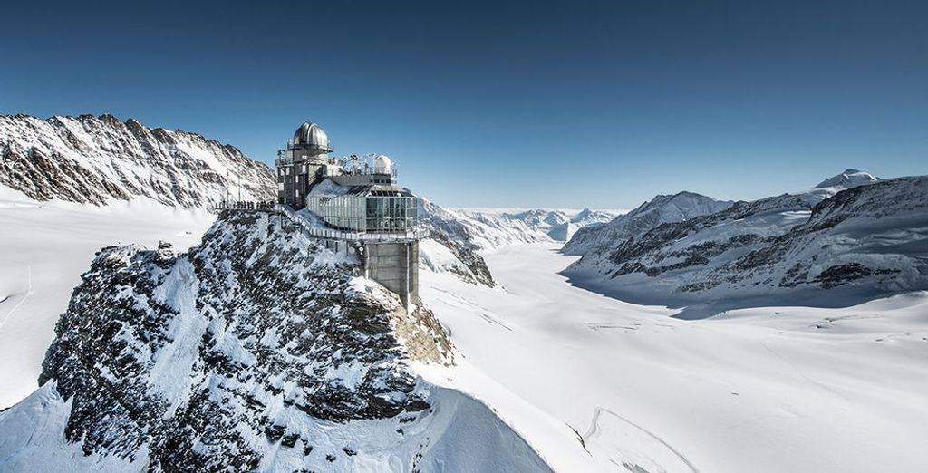 Best Ski Resorts in Switzerland : Samedan