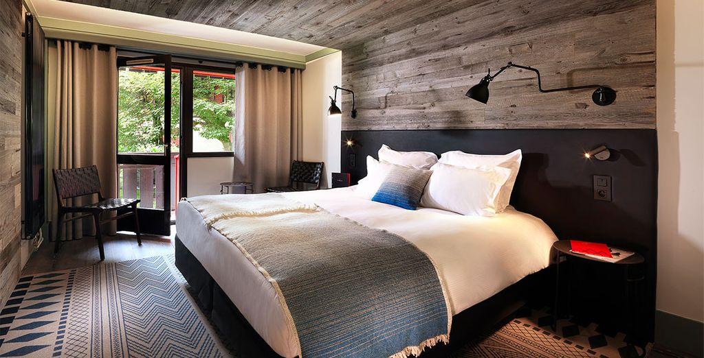 Chalet Hotel Le Prieuré 3* - ski deals