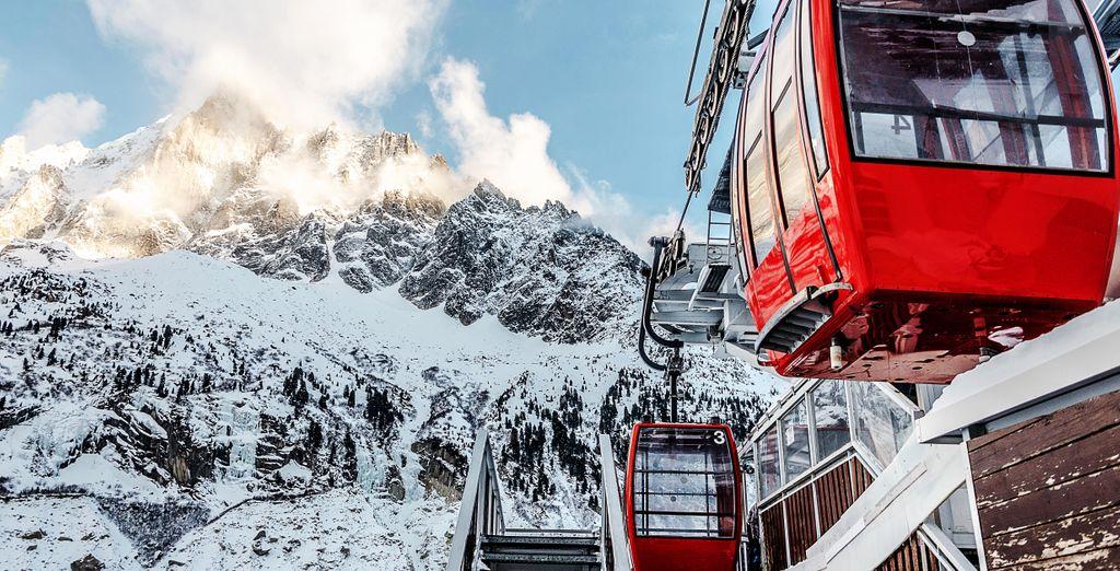 Last Minute Ski Resort : France, hamonix