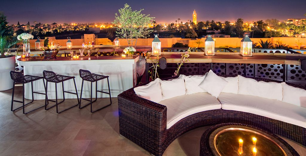 The Pearl Marrakech 5* for holidays to Marrakech