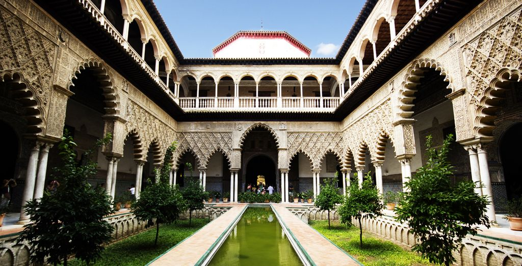 Holidays to Seville : The Real Alcazar