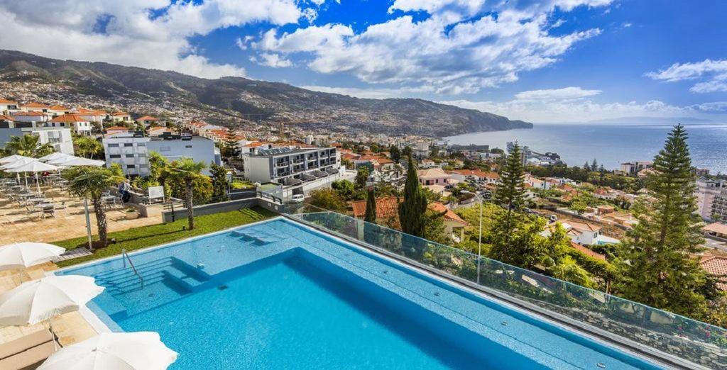 Madeira Panoramico Hotel 4* - last minute holidays